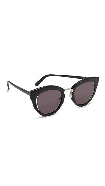 Salvatore Ferragamo Cat Eye Sunglasses