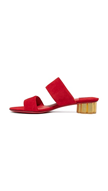 Salvatore Ferragamo Belluno City Slides