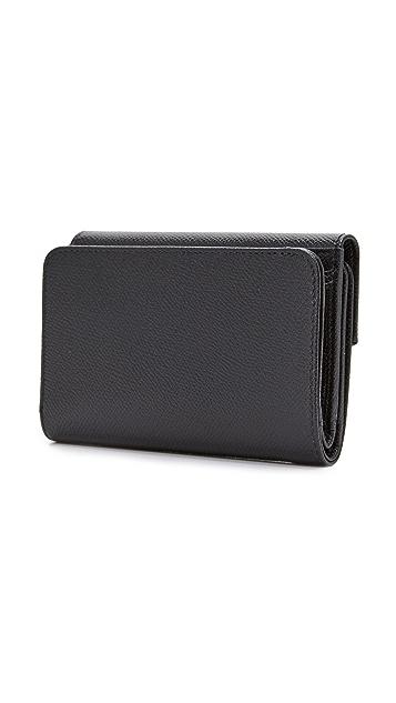 Salvatore Ferragamo Small Gancino Clip Wallet