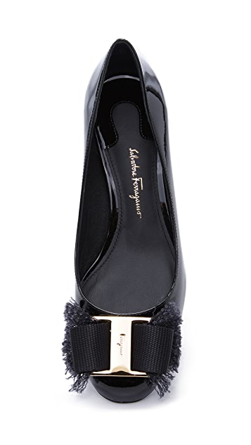 Salvatore Ferragamo Marlia 30mm Pumps