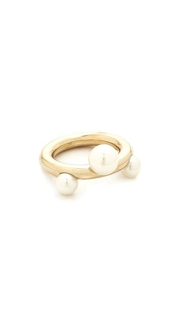 Salvatore Ferragamo Небольшое кольцо Anelli
