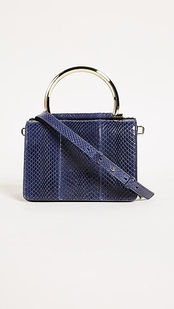 Salvatore Ferragamo Mina Top Handle Bag
