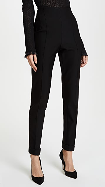 Salvatore Ferragamo Black Pants