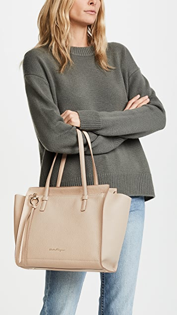 Salvatore Ferragamo Amy Medium Tote