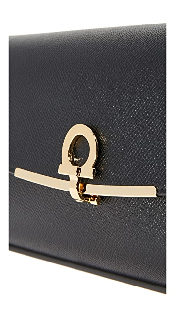 Salvatore Ferragamo Gancini Icon Mini Bag