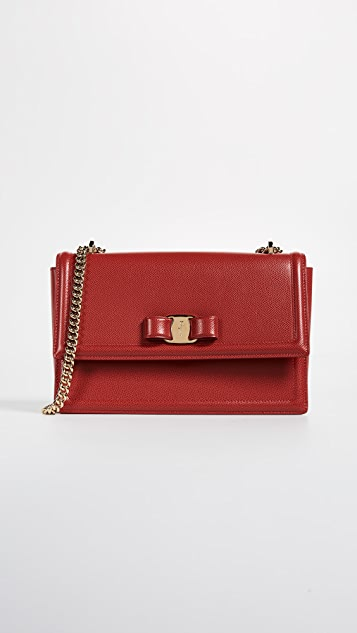 bow detailed purse - Red Salvatore Ferragamo osSZQO