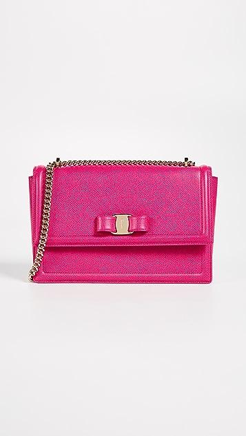 Salvatore Ferragamo Ginny Shoulder Bag