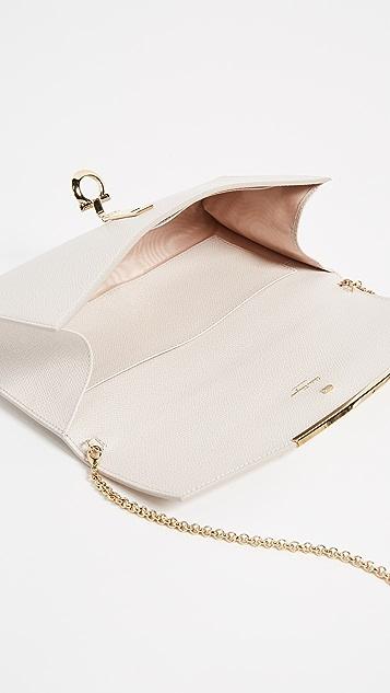 Salvatore Ferragamo Gancino Clip Mini Shoulder Bag