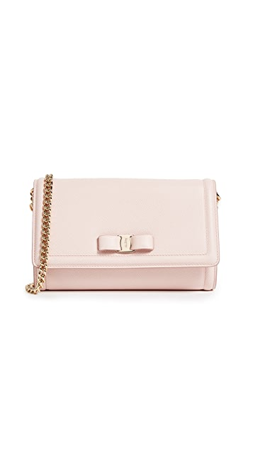 Salvatore Ferragamo Vara Cross Body Mini Bag