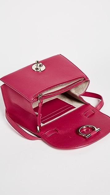 f868386e48 ... Salvatore Ferragamo Stella Mini Cross Body Bag ...
