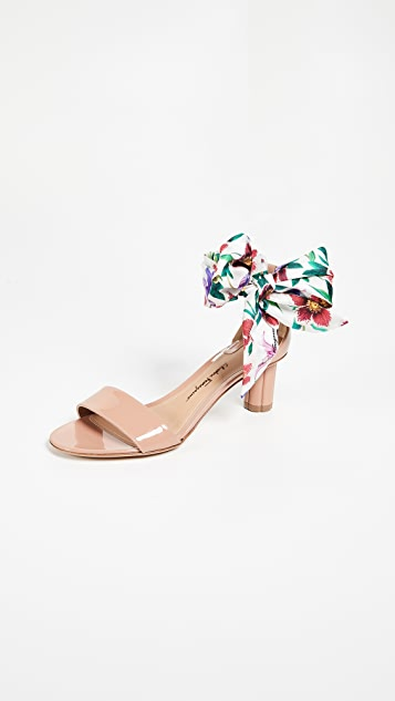 Salvatore Ferragamo Tursi Wrap Sandals