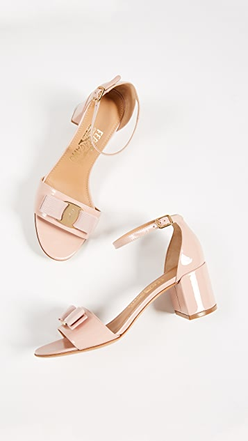 Salvatore Ferragamo Gavina City Sandals