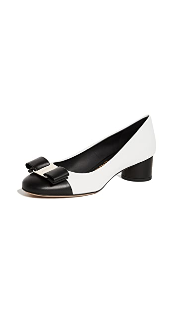 Salvatore Ferragamo Ivrea Pumps