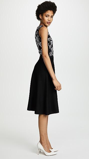 Salvatore Ferragamo Sleeveless Dress