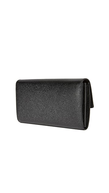 Salvatore Ferragamo Icona Continental Wallet