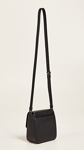 Salvatore Ferragamo Lock Cross Body Bag