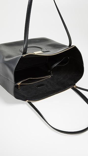 Salvatore Ferragamo City 手提袋