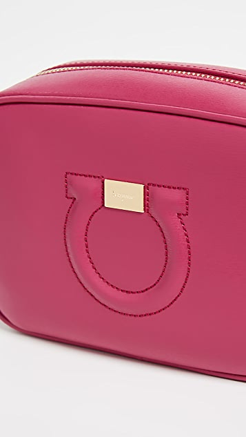 Salvatore Ferragamo Gancio City Camera Bag