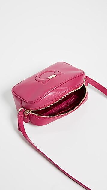 ... Salvatore Ferragamo Gancio City Camera Bag ... 794fcc41bab6d