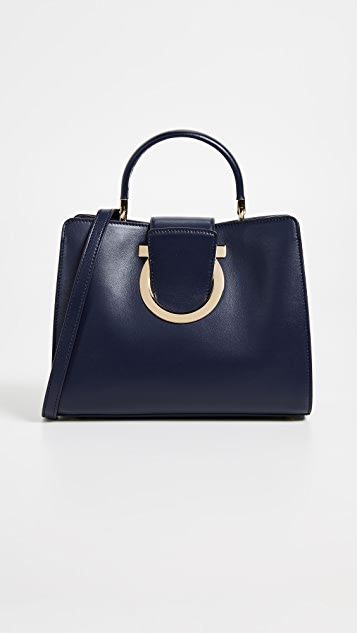 Salvatore Ferragamo Thea Top Handle Satchel