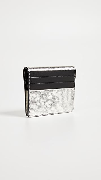 Salvatore Ferragamo Gancio City Card Case