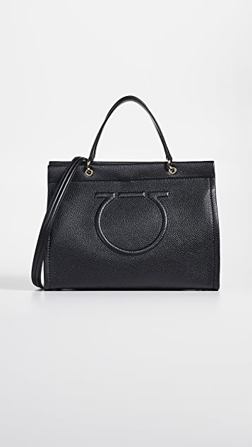 5cb209b787 Salvatore Ferragamo Meera Medium Tote