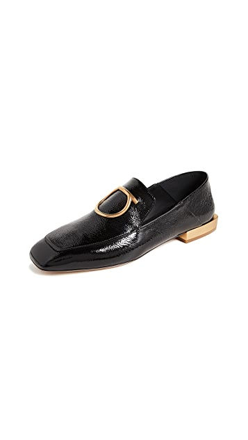 Salvatore Ferragamo Lana Loafers