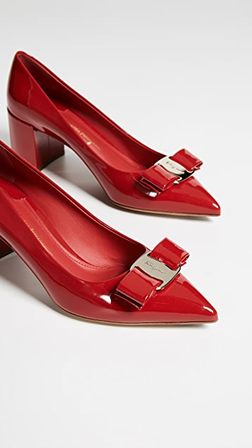Salvatore Ferragamo Alice 55mm Pumps