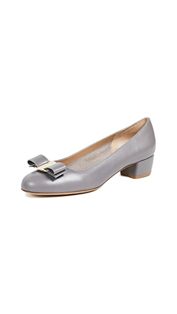 Salvatore Ferragamo Vara Pumps