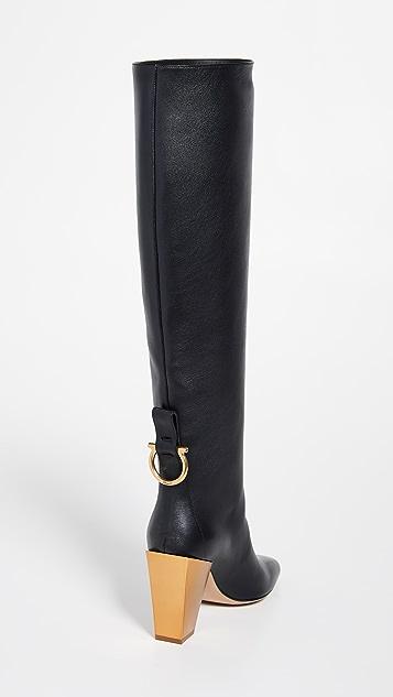 Salvatore Ferragamo Blavy Boots