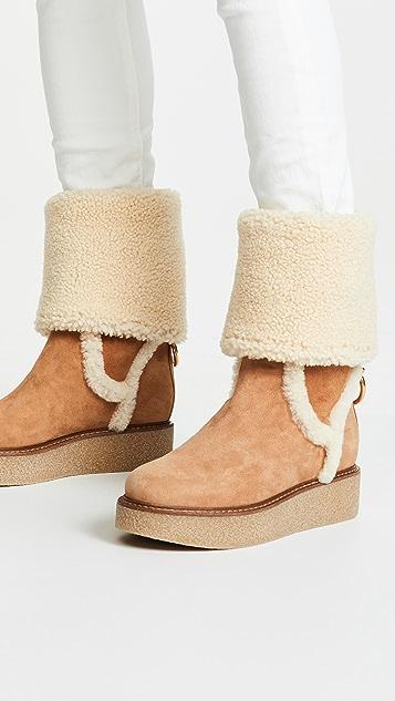 Salvatore Ferragamo Bonne Boots