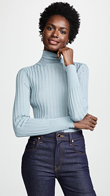 Salvatore Ferragamo Cashmere Turtleneck Sweater