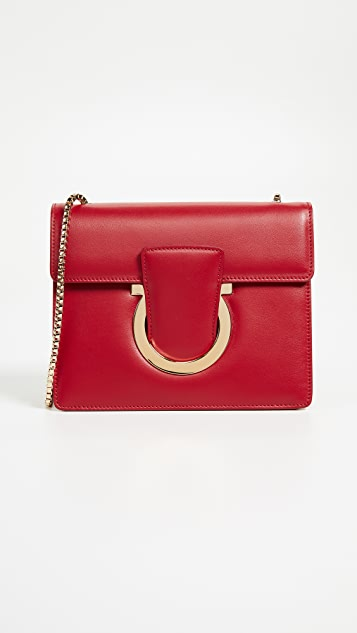 Salvatore Ferragamo Thalia Small Shoulder Bag