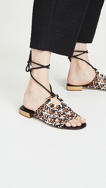 Salvatore Ferragamo Laino W Sandals