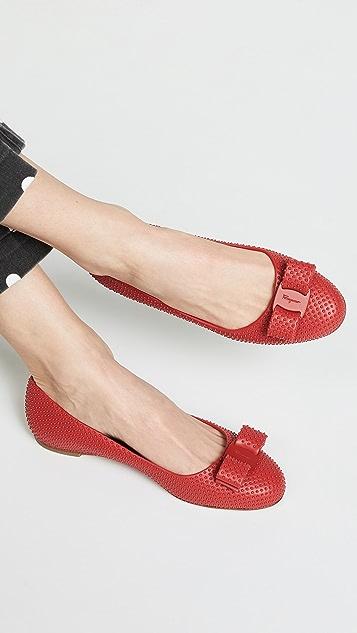 Salvatore Ferragamo Обувь на плоской подошве Varina CH