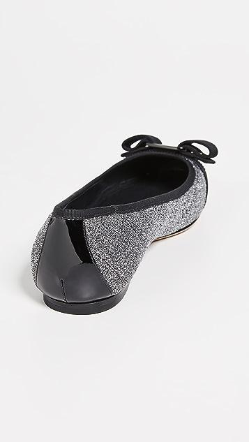 Salvatore Ferragamo Обувь на плоской подошве Varina Q