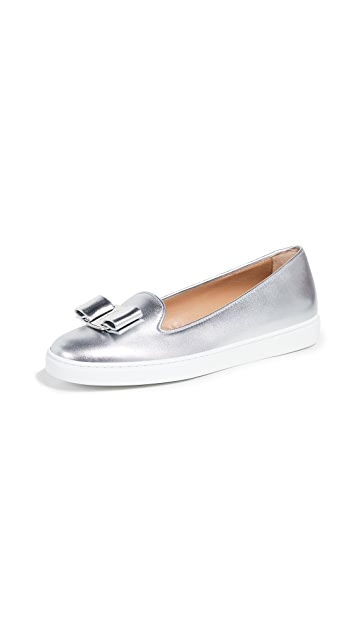 Salvatore Ferragamo Novello Loafers