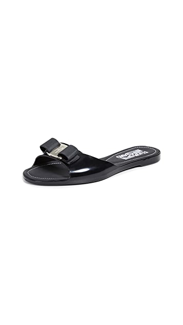 Salvatore Ferragamo Cirella Slide Sandals