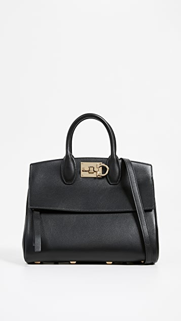 Salvatore Ferragamo The Studio Satchel