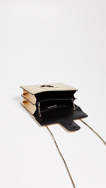 Salvatore Ferragamo Маленькая сумка Lia через плечо