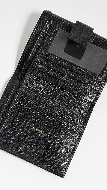 Salvatore Ferragamo Vara French Wallet