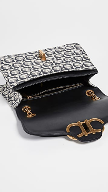 Salvatore Ferragamo Gancino Shoulder Bag