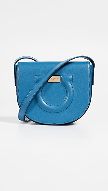 Salvatore Ferragamo Gancio City Crossbody Bag