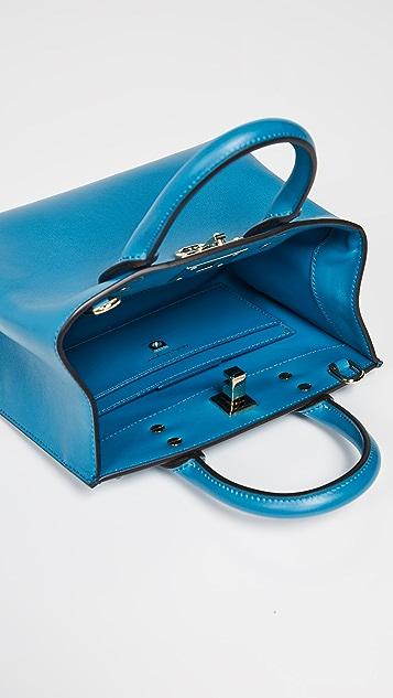 Salvatore Ferragamo Миниатюрная сумка Studio