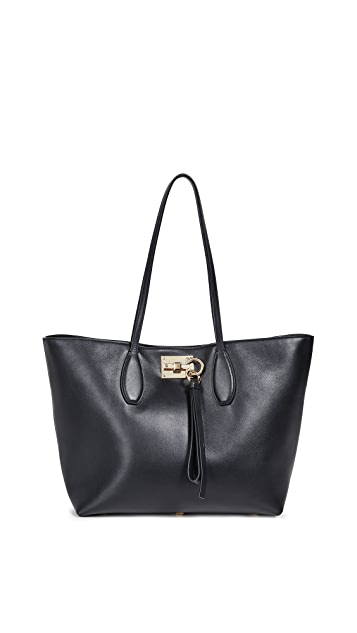 Salvatore Ferragamo Studio Tote Bag