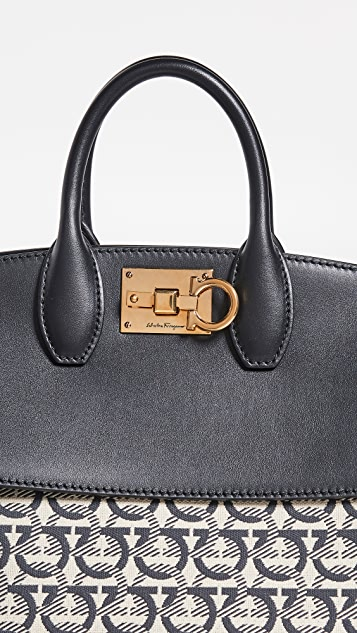 Salvatore Ferragamo The Gancini Studio Bag