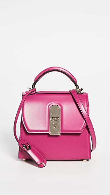 The Piccolo Boxyz Bag by Salvatore Ferragamo