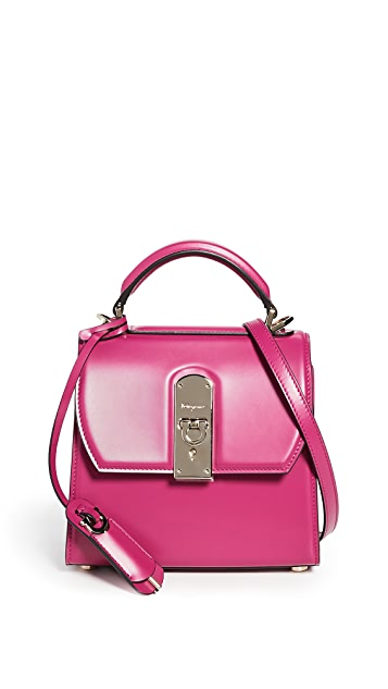 Salvatore Ferragamo The Piccolo Boxyz Bag