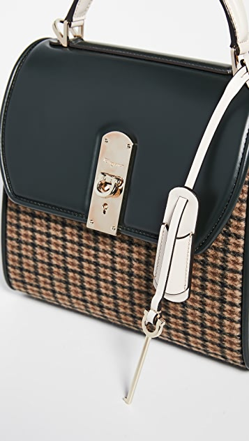 Salvatore Ferragamo The Medium Boxyz Bag