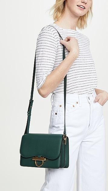 Salvatore Ferragamo Joanne Medium Classic Flap Bag